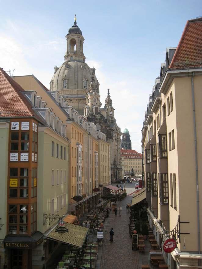 Die Dresdner Schinkenstrasse