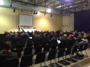 Podium vom Forum C