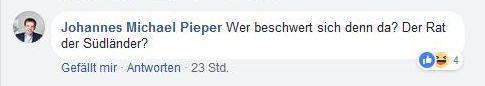 Johannes-Michael_Pieper_Kommentar